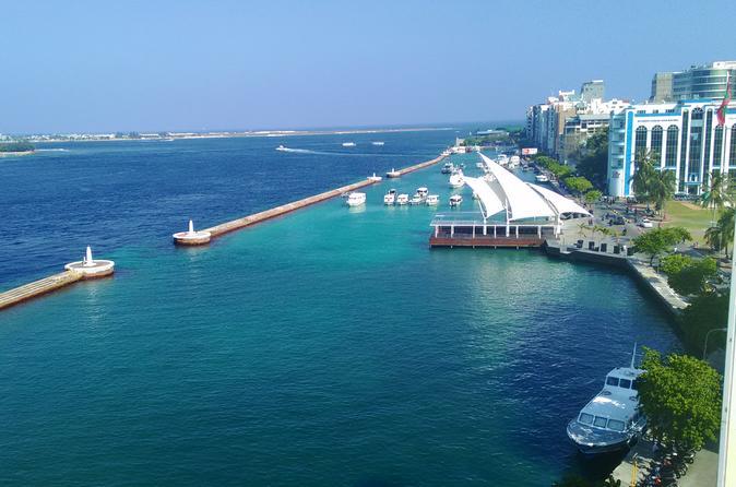 Experiência local privada de meio dia de Malé