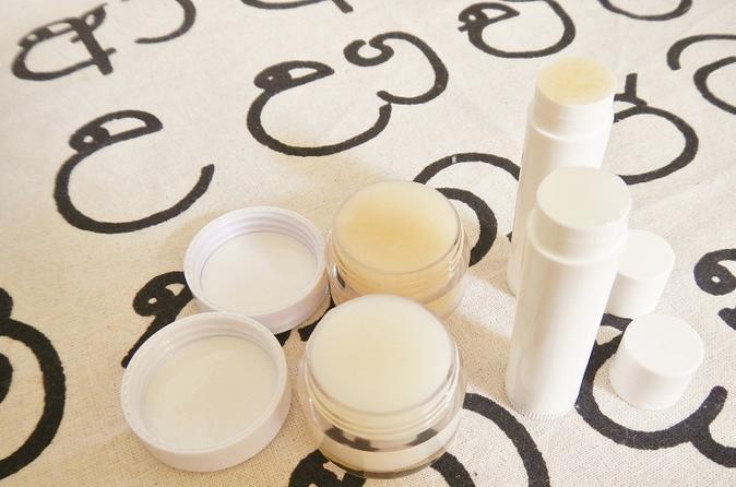 Private Made-In-Maldives Coconut Lip Cream Hand-Making Experience