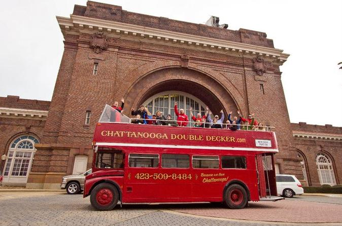 Chattanooga double decker bus tour in chattanooga 331797