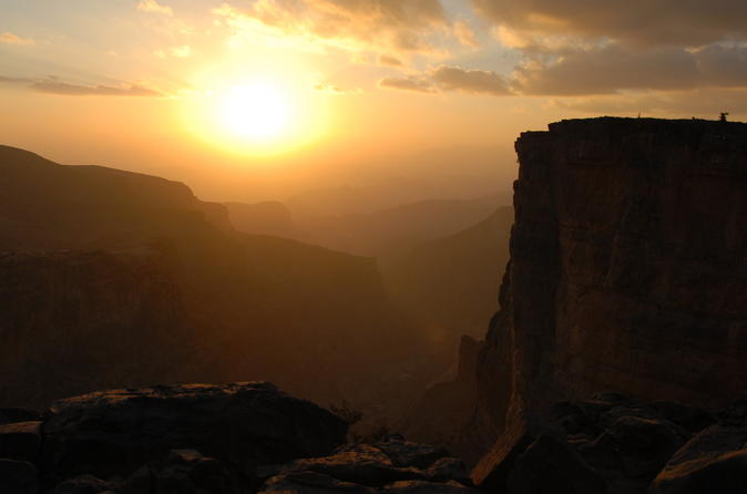 Full-Day Omani Grand Canyon 4WD Tour