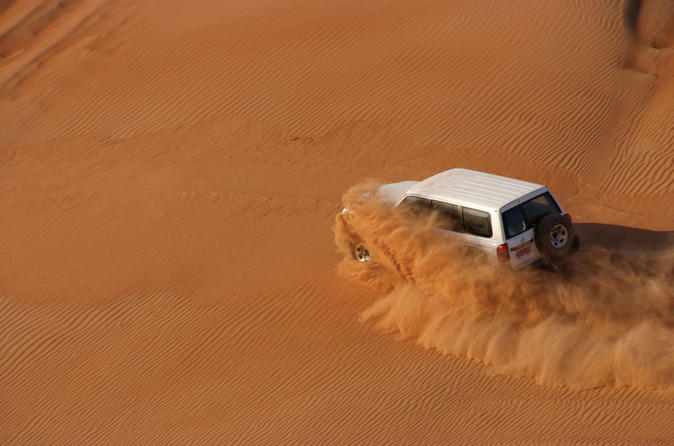 Full-Day Wahiba Sands Tour with Hotel Pickup