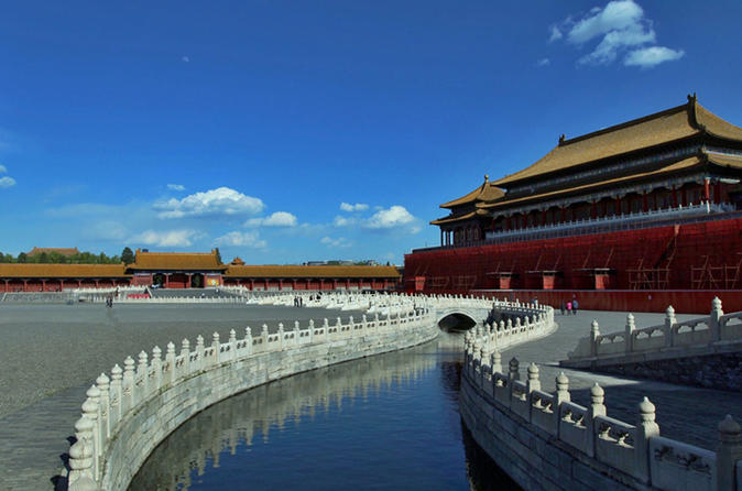 Private Beijing Downtown in One Day with Summer Palace and Forbidden City