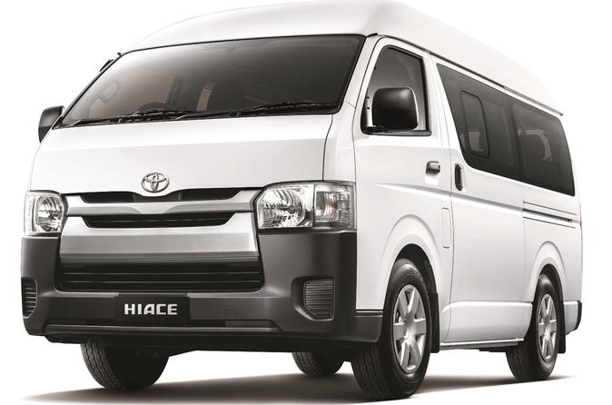 Private transfer from San Jose Airport welcome service to Jaco Beach