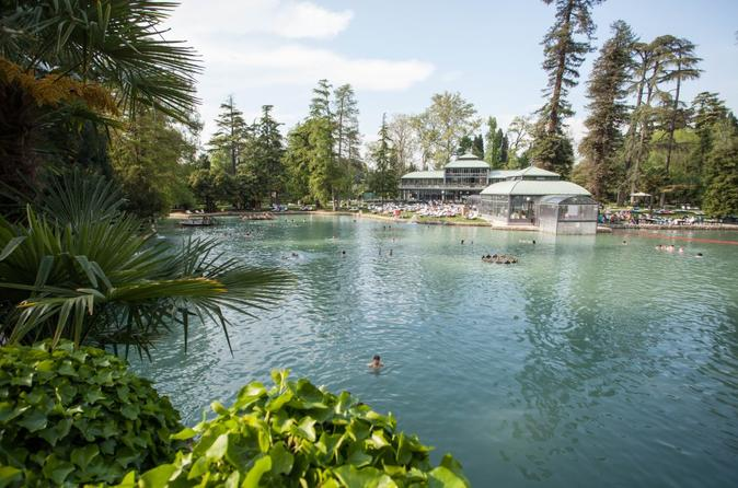 Термы Кола Parco Villa dei Cedriтермальный курорт, термальный источник Италия