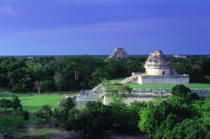 Chichen Itza Tour With Drop-Off In Cancun, Playa Del Carmen Or Tulum
