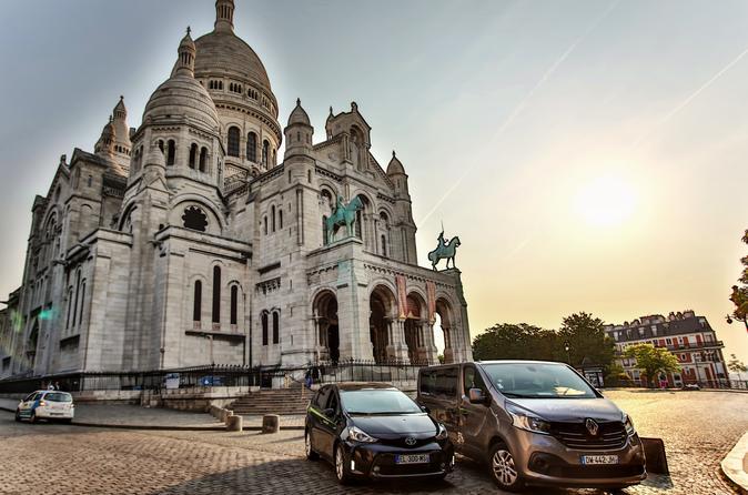 Paris Transfers & Ground Transport