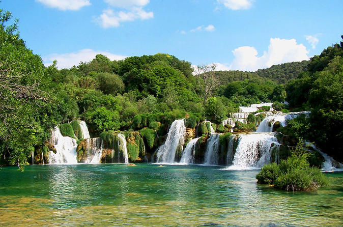 Krka national park and sibenik full day tour from split in split 358796