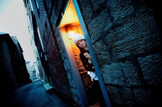 Passeio a pé sobre fantasmas em Old Montreal