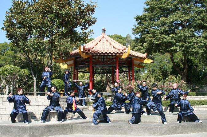 Small-Group Tai Chi and Kung Fu Class in Hong Kong