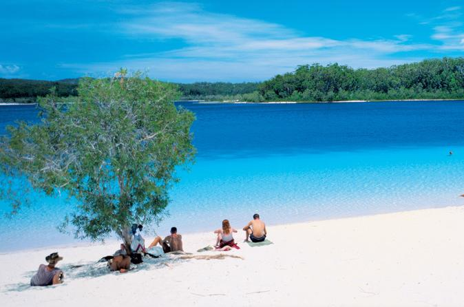 2 day fraser island 4wd tour from noosa or rainbow beach in noosa 51378