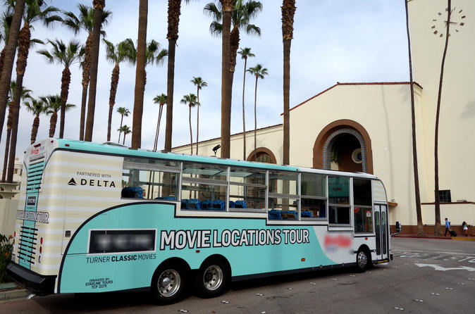 Los Angeles Movie Locations Bus Tour