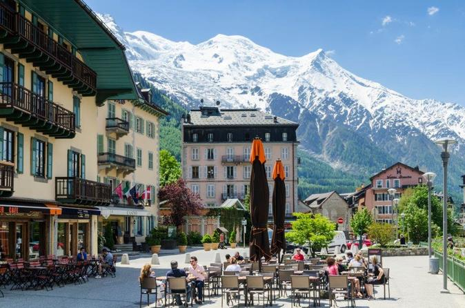 Chamonix Day Trip From Geneva With Open Top Bus