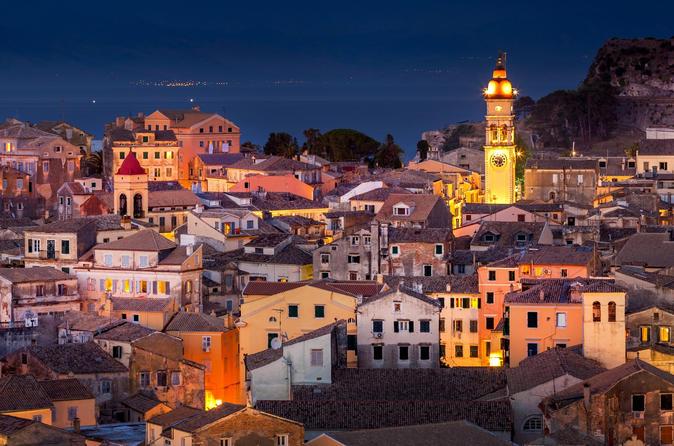 Corfu by Night Private Tour