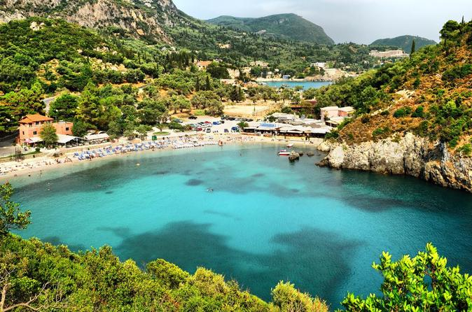 Private shore excursion paleokastritsa and corfu old town in corfu 345614