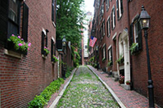 Tour de photographie à Boston : Beacon Hill