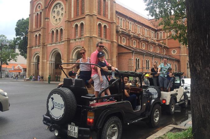 Ho chi minh city private half day tour by jeep in ho chi minh city 409583