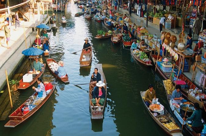 Private Floating Market Tour from Bangkok
