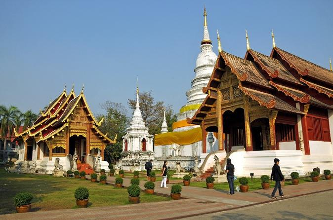 Private Tour: Half-Day Chiang Mai Temple Tour