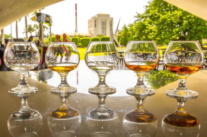 Rum Tasting Tour Of Casa Bacardí