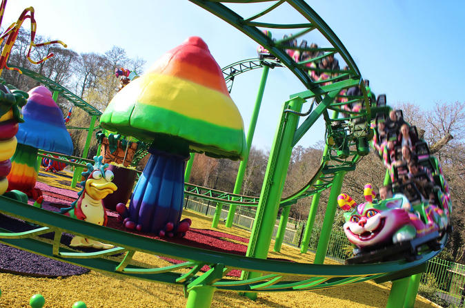 Skip the line paultons park and peppa pig world tour from bournemouth in bournemouth 334341