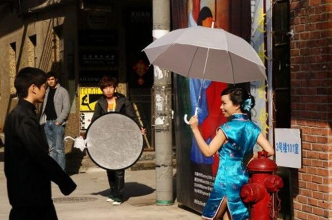 4-Hour Private Shanghai Art and History Tour