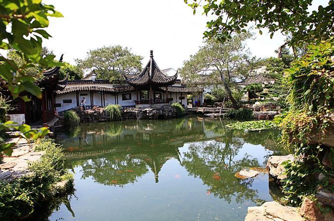 Private Suzhou One Day Customized Tour