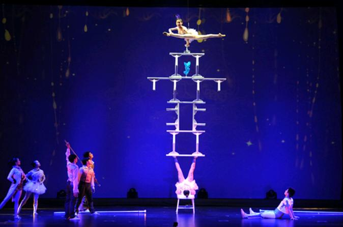 Shanghai Dinner and Acrobatics Show with VIP Seating
