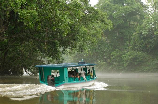 Day Trip to Irazu Volcano and Boat Ride on Sarapiqui River from San Jose