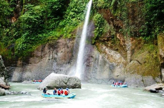 Pacuare River Whitewater Rafting - Class III-IV from Limon