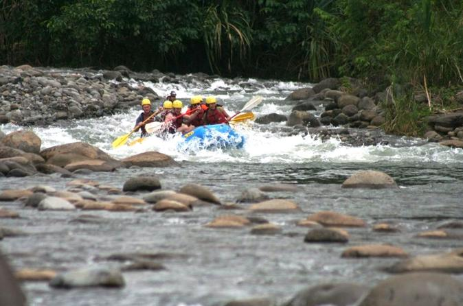 Whitewater Rafting at Reventazón River - Class II-III from Limon