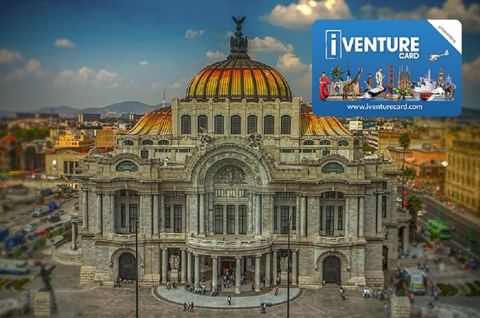 Mexico City Unlimited Attraction Pass Including Teotihuacan, Xochimilco and Anthropology Museum
