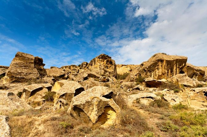 Half day trip to gobustan rock art museum in baku 334154