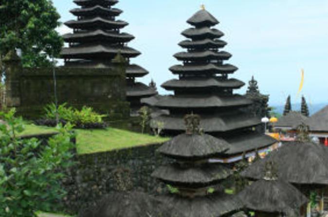 Bali Pura Luhur Batukaru Temple and Cultural Small Group Tour