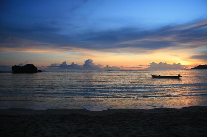 Cruzeiro com jantar ao pôr do sol em Bali