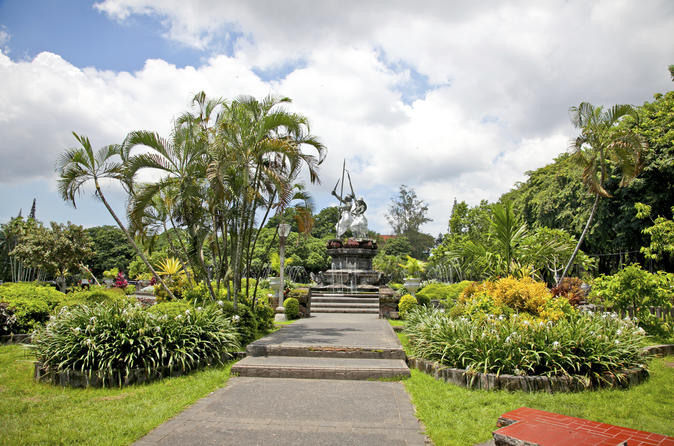 Denpasar City Sightseeing Tour