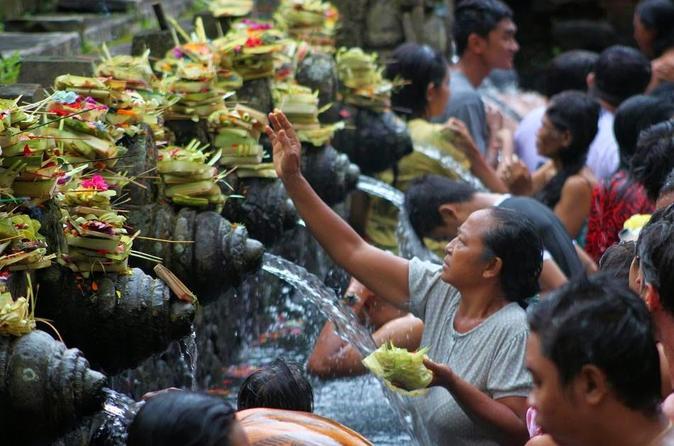 Half-day VW Safari - Balinese Purifying
