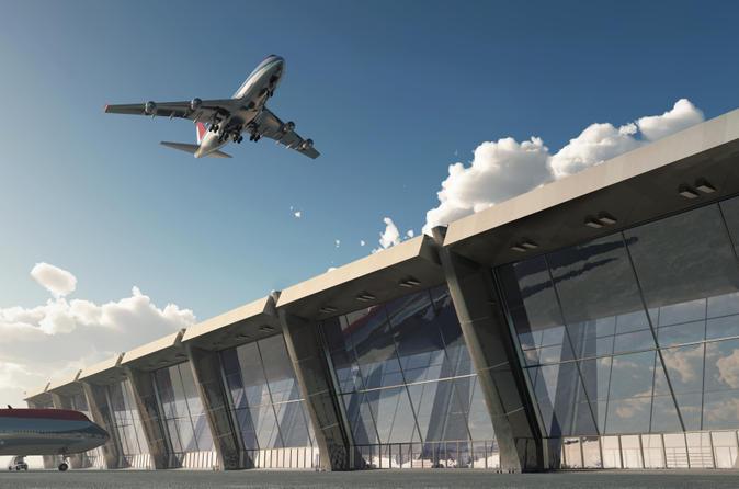 Private Arrival Transfer: Jakarta International Airport to Jakarta or Bogor Hotels