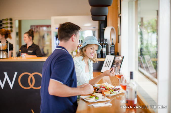 Tours for Two: Private Yarra Valley Luxury Food and Wine Tasting Day Trip from Melbourne or the Yarra Valley