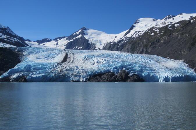 Portage Glacier Cruise a Self-Guided Tour