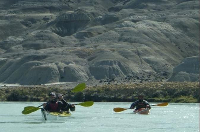 Kayak tour in la leona river from el calafate in el calafate 335618
