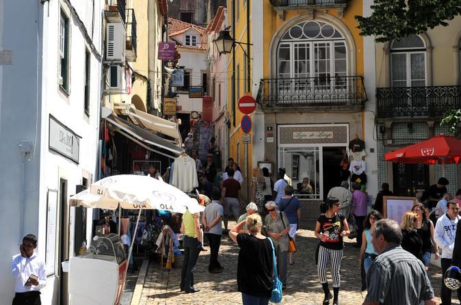 Viagem diurna para grupos pequenos a Sintra e Cascais partindo de Lisboa