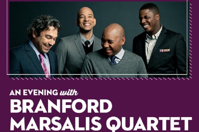An Evening with Branford Marsalis Quartet