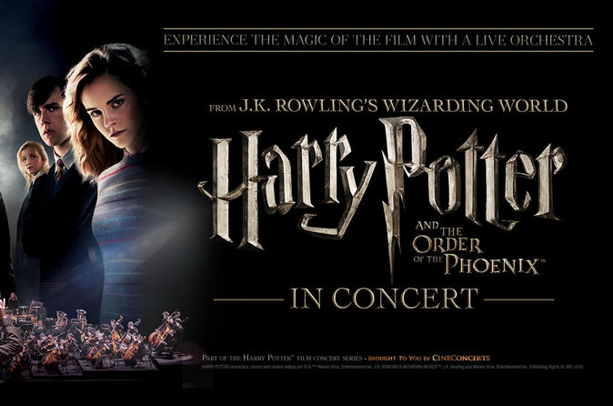 Harry Potter and the Order of the Phoenix in Concert with Nashville Symphony