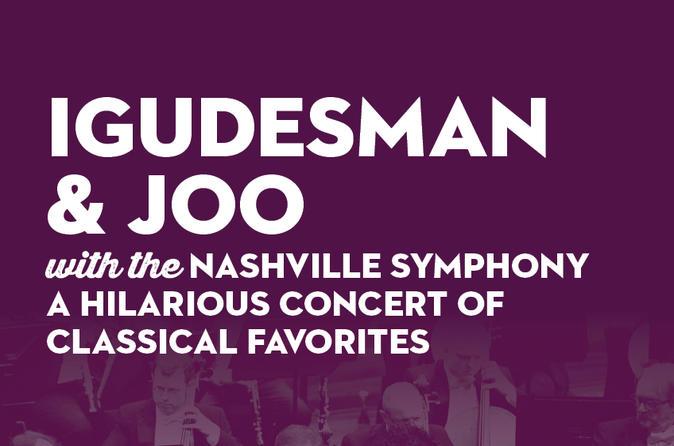 Igudesman & Joo: A Hilarious Concert of Classical Favorites