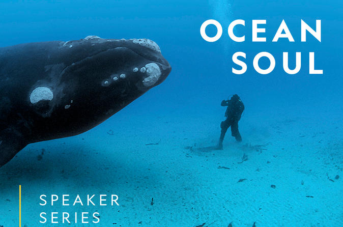 National Geographic Live! Ocean Soul with Underwater Photographer Brian Skerry