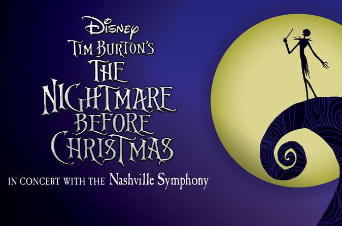 Nightmare Before Christmas in Concert with the Nashville Symphony