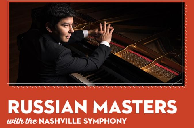 RUSSIAN MASTERS WITH THE NASHVILLE SYMPHONY