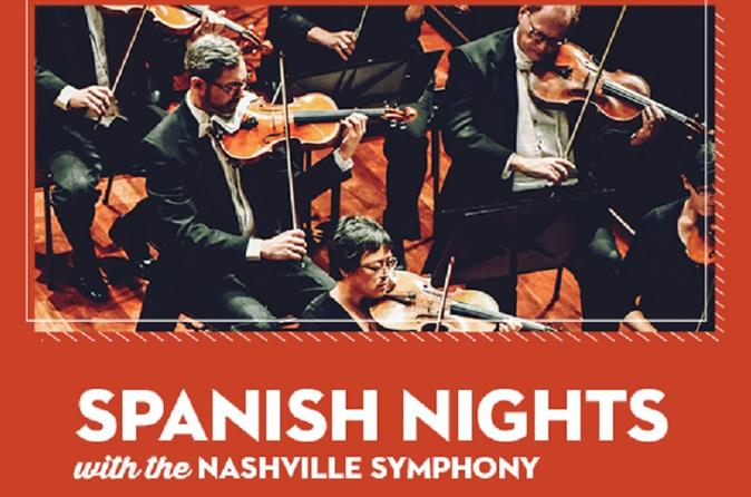 SPANISH NIGHTS WITH THE NASHVILLE SYMPHONY
