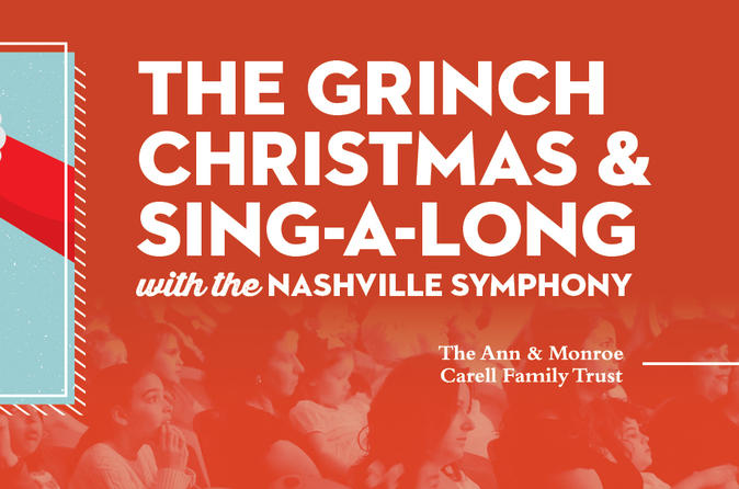The Grinch Christmas & Sing-Along