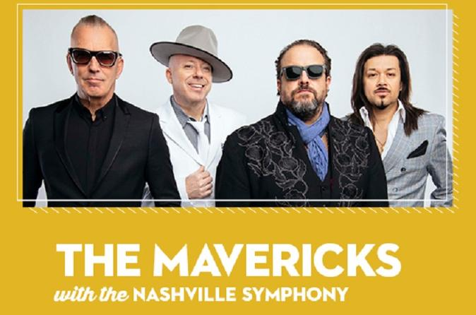 The Mavericks with the Nashville Symphony